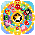 Game Wheel Of Surprise Eggs APK for Kindle