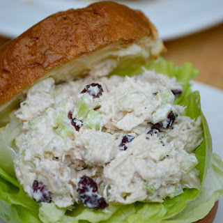Chicken Salad With Craisins Recipes