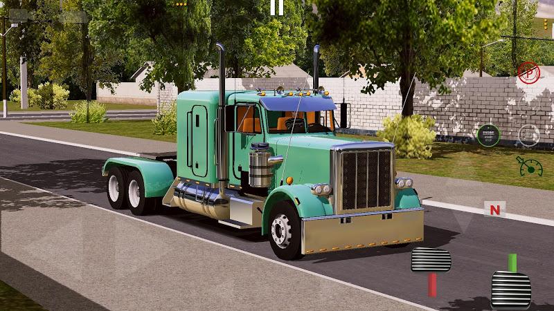World Truck Driving Simulator Screenshot 0
