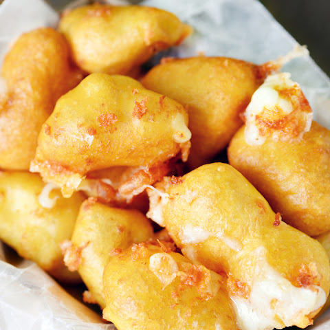 Fried Cheese Curds