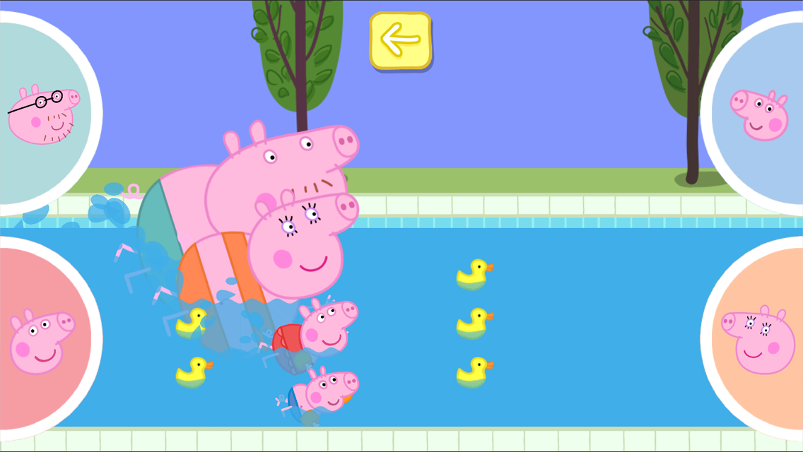 Peppa Pig: Holiday Screenshot 4