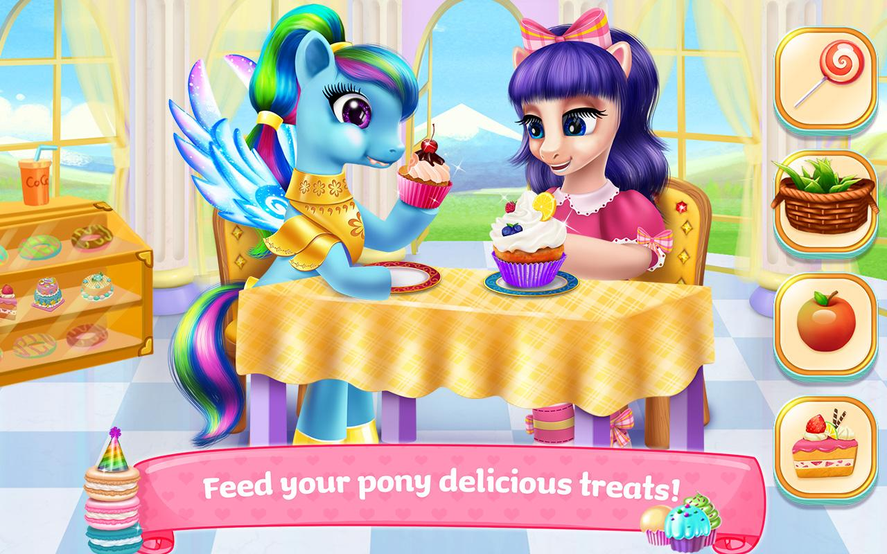 Pony Princess Academy Screenshot 2