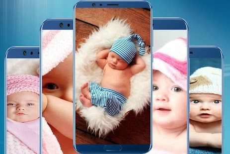 Cute Baby Wallpaper for pc