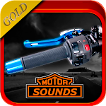 Motorbike Sounds GOLD Icon
