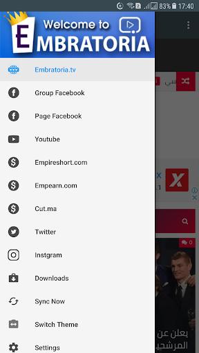 Embratoria Services screenshot 1