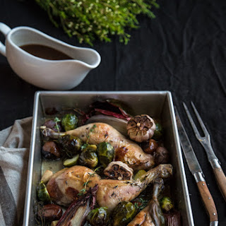 Spanish Roast Garlic Chicken Recipes