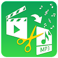 Video to MP3 Converter, RINGTONE Maker, MP3 Cutter APK for Bluestacks