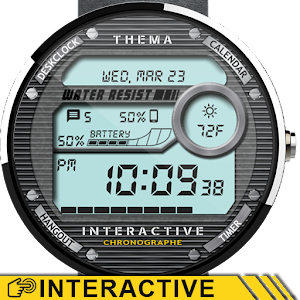 Chrono Watch Face APK Cracked Download