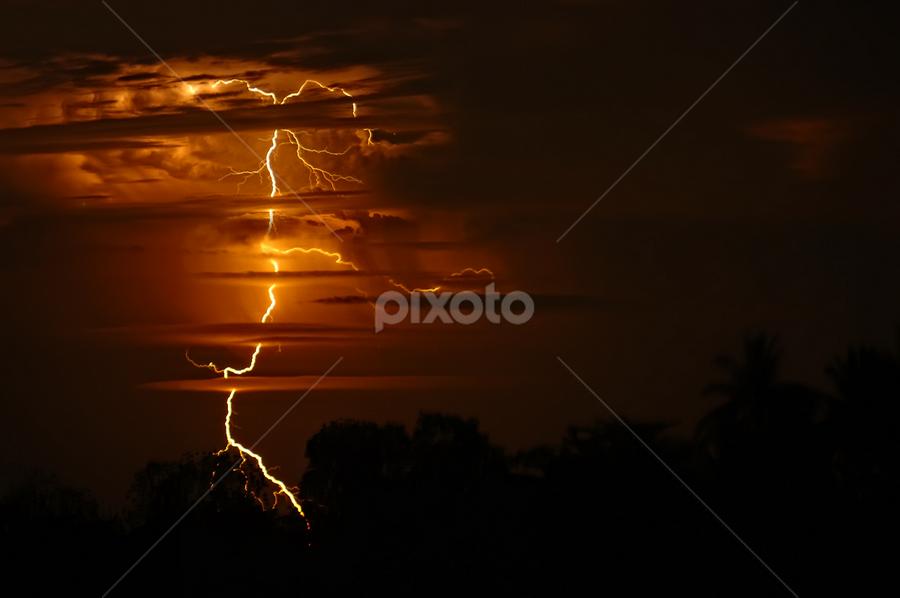 kekuasaan Allah by Anton Adhitian Nurgraha - Landscapes Weather