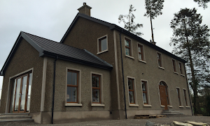 self build house Ballygawley