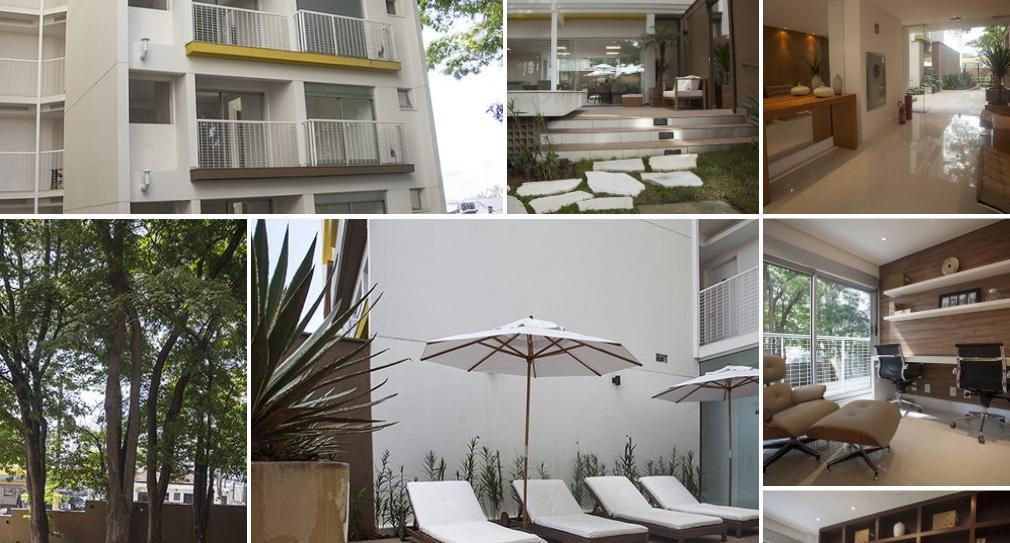Apartamento para Locação - Chácara Santo Antônio