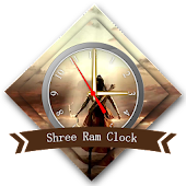 Shree Ram Clock Live WallPaper APK for Bluestacks