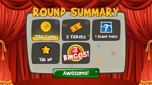 Bingo Abradoodle - Free Bingo apk screenshot
