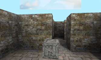 Screenshot of Labyrinth 3D