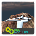 VR Flight Simulator Icon