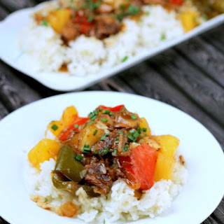 Sweet Sour Beef Slow Cooker Recipes