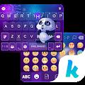 App Panda Night Kika KeyboardTheme APK for Kindle