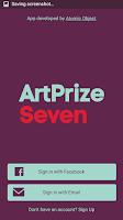 Screenshot of ArtPrize