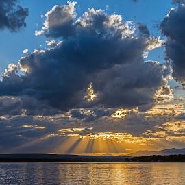 by Debora Garella - Landscapes Cloud Formations
