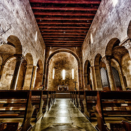 Basilica di San Gavino by Antonello Madau - Buildings & Architecture Places of Worship