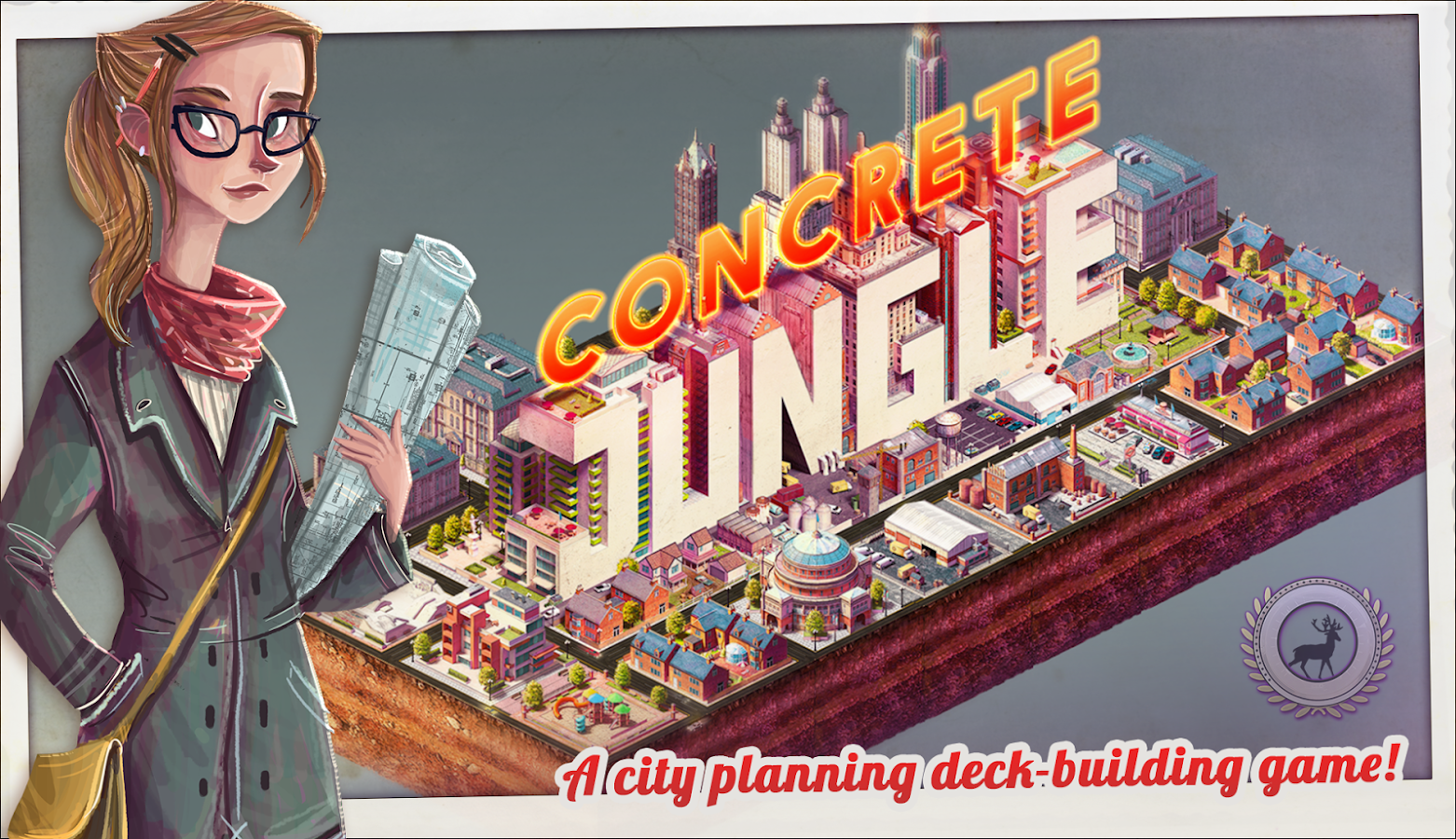 Concrete Jungle Screenshot 1