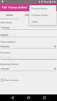 Screenshot of Salon Iris: Salon Spa Software