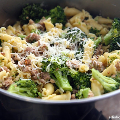 Sausage Broccoli Pasta