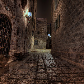 Jaffa by Joel Adolfo - Buildings & Architecture Decaying & Abandoned ( public&historical, buildings&architecture )