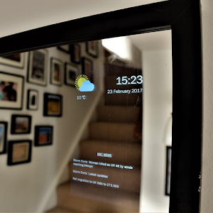 My Android Smart Mirror For PC