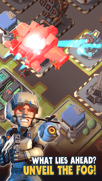 Mad Rocket: Fog Of War APK screenshot thumbnail 1
