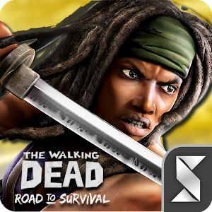 The #1 Walking Dead Fighting RPG - Recruit your team to build, fight & survive. APK Icon