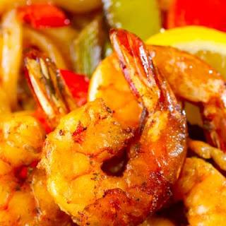 Sauce Shrimp Fajitas Recipes