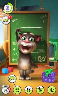 Download My Talking Tom APK for Android Kitkat