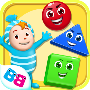Learn shapes and colors for toddlers kids For PC / Windows 7/8/10 / Mac – Free Download
