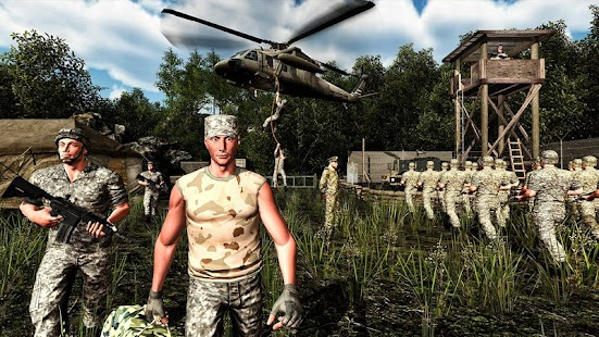 Survival Military Training APK for Bluestacks