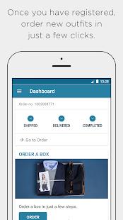 OUTFITTERIE Einkaufen für Männer android apps download
