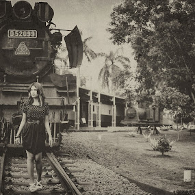 by Andri  Suanto - Transportation Trains