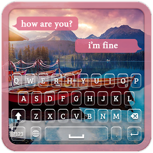 Download Boat Keyboard Theme for Windows Phone