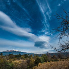 iztaccihuatl in the morning by Cristobal Garciaferro Rubio - Landscapes Travel