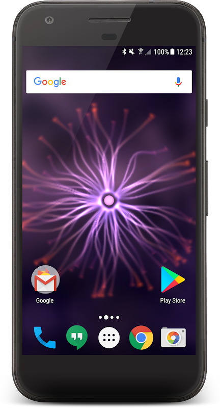 Download Spirly Live Wallpaper APK 101 by Paper World Creation