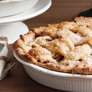 Apple Pie with Rosemary and Honey