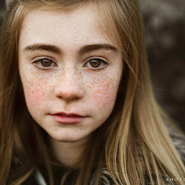 Leah by Adam Kizielewicz - Babies & Children Child Portraits