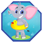 Free My Talking Elephant Chef APK for Windows 8