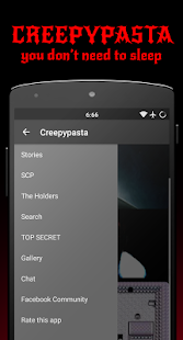 Creepypasta + SCP - PREMIUM - screenshot