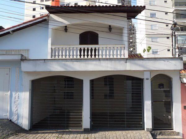 Sobrado Vila Boa Vista Santo André