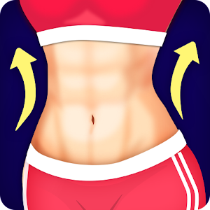 Abs Workout - Burn Belly Fat with No Equipment For PC (Windows & MAC)
