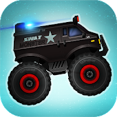 Free Monster Truck Police Racing APK for Windows 8