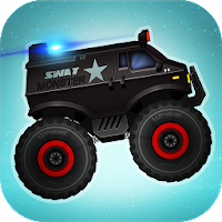 Monster Truck Police Racing For PC (Windows And Mac)