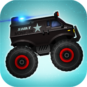 Monster Truck Police Racing For PC