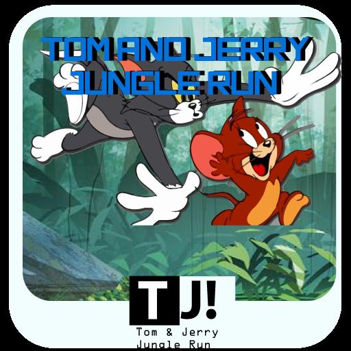 Tom Jungle run : jerry & spike Endless Run